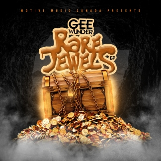 Rare Jewels EP - Gee Wunder COVER - Copy